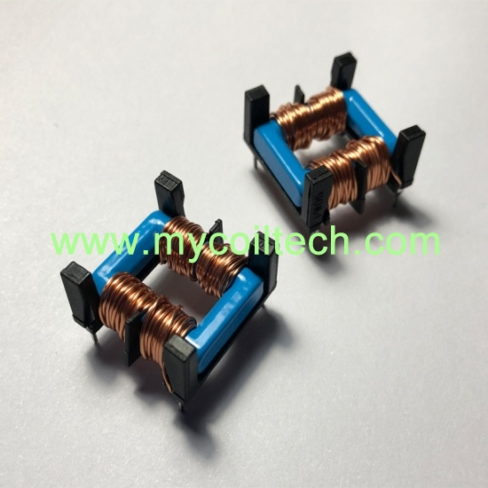 Common chokes inductance value 100mH